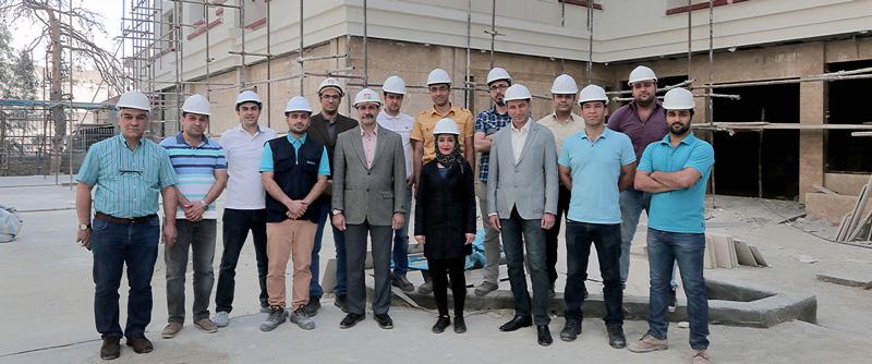 همدلی، تلاش و هنر مهندسی ایرانی برای خلق یک مجموعه فاخر دیگر...